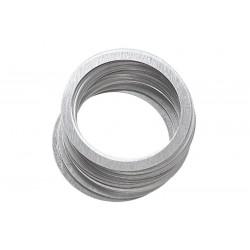 Set 10 Bucati Shimm Barrel Nut 25.7x32x0.3mm Dytac