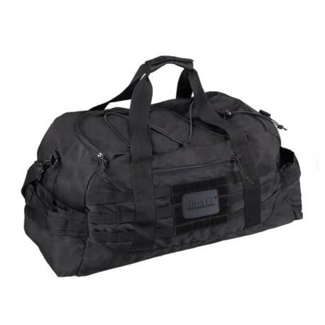 Geanta Cargo Bag Medium Neagra Miltec