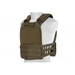 Vesta Plate Carrier Laser Cut/Molle Olive GFC Tactical