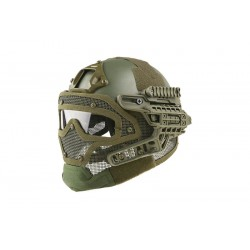 Casca FAST Gunner MH Olive Ultimate Tactical