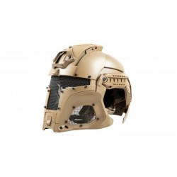 Casca FAST Warrior Tan Ultimate Tactical