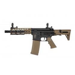 Replica M4 SA-C12 PDW Neagra/Tan CORE™ Specna Arms