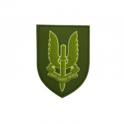 Patch SAS Verde -3D