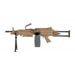 Replica Mitraliera SA-249 PARA CORE™ Tan Specna Arms