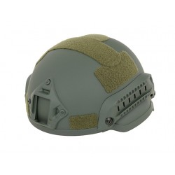 Casca MICH Spec-Ops Mid-Cut Olive 8Fields