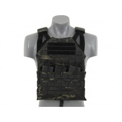 Vesta Jump Plate Carrier Multicam Black (Large Size) 8Fields