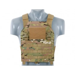 Vesta Buckle Up Shooter Plate Carrier Multicam 8Fields
