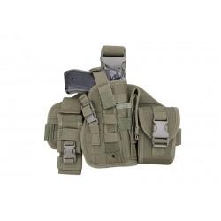 Toc Pistol Picior Olive GFC Tactical
