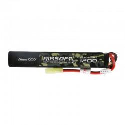 Baterie LiPo 1200mAh 11.1V 25C Gensace