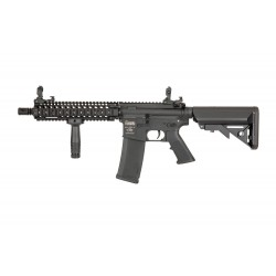 Replica MK18 Daniel Defense® SA-C19 CORE™ Negru Specna Arms