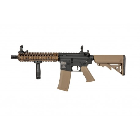 Replica MK18 Daniel Defense® SA-C19 CORE™ Chaos Bronze Specna Arms