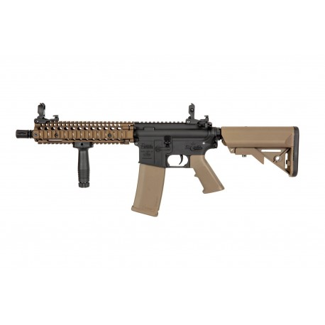 Replica MK18 Daniel Defense® SA-E19 EDGE™ Chaos Bronze Specna Arms