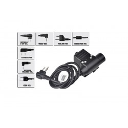 Buton PTT zU94 Military Z 113 Kenwood Z Tactical