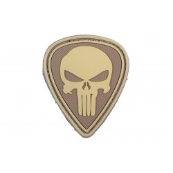 Patch Punisher 3 D
