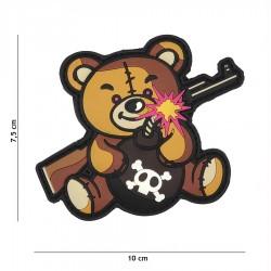Patch 3D Terror Teddy Brown 101 Inc