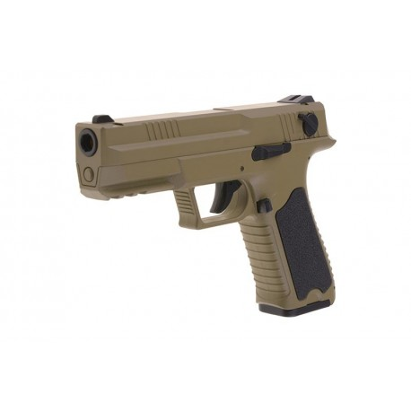 Replica Pistol Electric CM.127 Tan Cyma