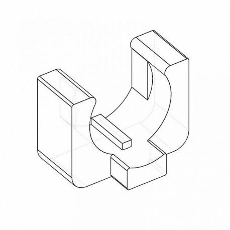 Clips Plastic Fixare Camera HopUp AK Retro Arms