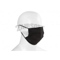 Masca Fata Non Medicala Neagra Invader Gear