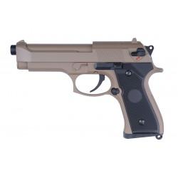 Replica pistol Beretta 92F CM126 Tan