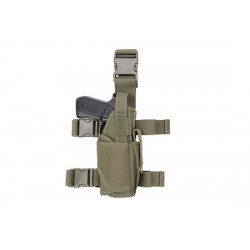 Holster universal picior GFC Olive