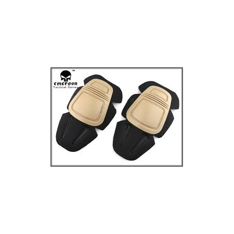 Genunchiere protectie Emerson G3 TAN