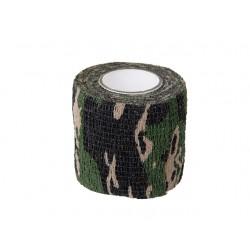Banda Camuflaj Woodland Element