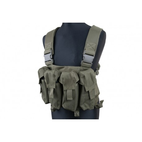 Chest ring Olive GFC Tactical