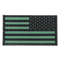 Patch Olive USA Right IFF/IR