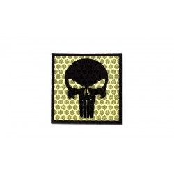 Patch - Punisher - IFF/IR