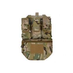 Rucsac Assault Back Panel Multicam 8 Fields