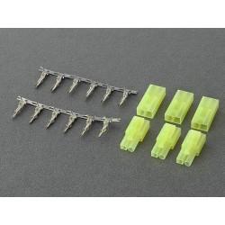 Set conectori Tamiya Mini