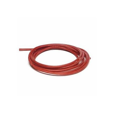 Cablaj Siliconat 1 fir rosu 1.5 qmm