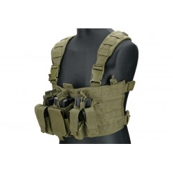Vesta Tactica Recon Chest Rig Olive Condor