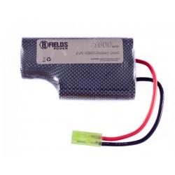 Baterie NiMh 9.6V 1600 mAh 8 Fields