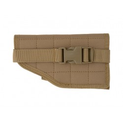 Holster orizontal molle Coyote 8 Fields