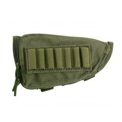 Pouch Pat Replica Olive 8Fields