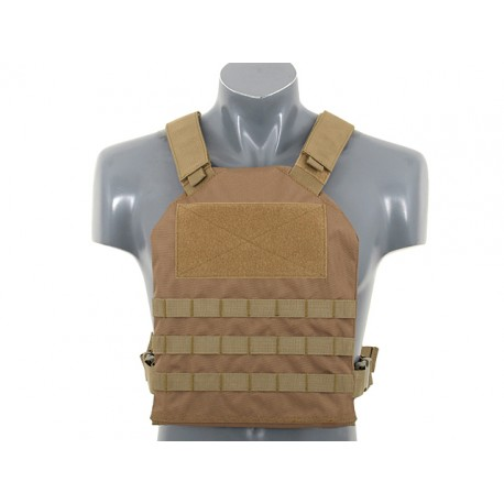 Vesta Plate Carrier usoara Coyote 8Fields