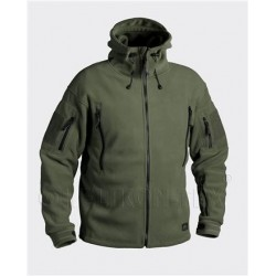 Geaca Fleece Patriot Olive Green Helikon Tex