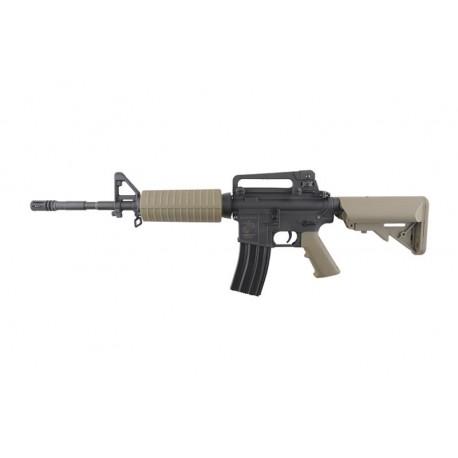 Replica M4 SA-C01 CORE™ Negru / Tan Specna Arms