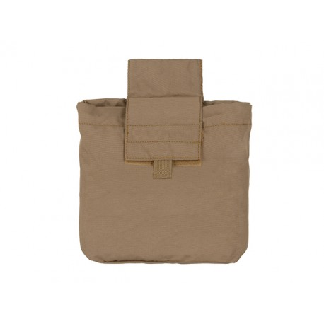 Dump Pouch Pliabil Coyote 8Fields