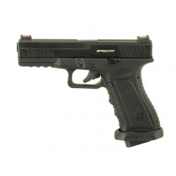 Replica Pistol ACP601 CO2 Negru APS