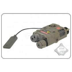 Replica Laser Sight AN/PEQ 15 Foliage FMA