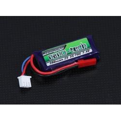 Baterie LiPo 300mAh 7.4 V 35-70C Nano Tech