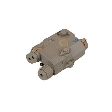 Laser AN/PEQ 15 Tan FMA