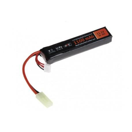 Baterie LiPo 1100mAh 11.10 V 20-40C GFC