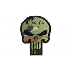 Patch Punisher Skull Multicam GEN II IR
