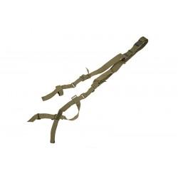 Sling 3 puncte Olive GFC Tactical