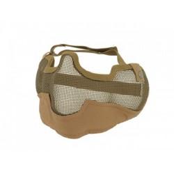 Masca Protectie Plasa si Material Tan CS