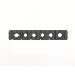 Sina Tactica Neagra 12.5 cm