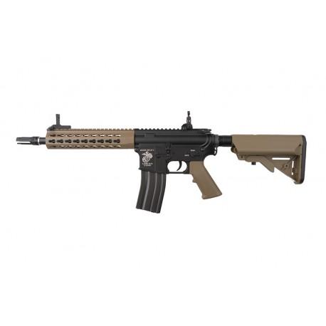 "Replica Specna Arms SA-B12 SAEC™ KeyMod 8"" Half Tan"